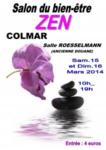 Colmar affiche 2014
